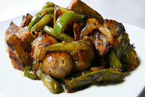 Roasted Italian Sausage Mix   Santino Catering